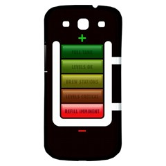 Black Energy Battery Life Samsung Galaxy S3 S Iii Classic Hardshell Back Case