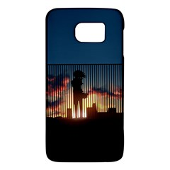Art Sunset Anime Afternoon Galaxy S6 by BangZart