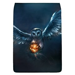 Owl And Fire Ball Flap Covers (l)