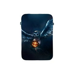 Owl And Fire Ball Apple Ipad Mini Protective Soft Cases