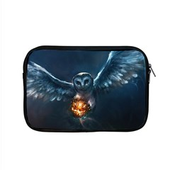 Owl And Fire Ball Apple Macbook Pro 15  Zipper Case by BangZart