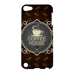 Coffee House Apple Ipod Touch 5 Hardshell Case by BangZart