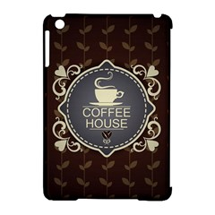 Coffee House Apple Ipad Mini Hardshell Case (compatible With Smart Cover)