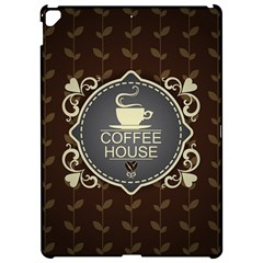 Coffee House Apple Ipad Pro 12 9   Hardshell Case by BangZart