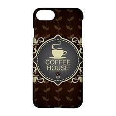 Coffee House Apple Iphone 7 Hardshell Case by BangZart
