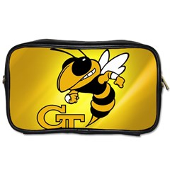 Georgia Institute Of Technology Ga Tech Toiletries Bags by BangZart