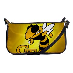 Georgia Institute Of Technology Ga Tech Shoulder Clutch Bags by BangZart