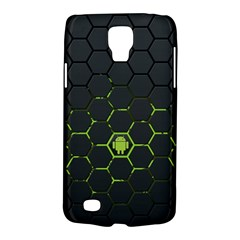 Green Android Honeycomb Gree Galaxy S4 Active