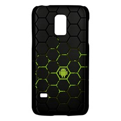 Green Android Honeycomb Gree Galaxy S5 Mini by BangZart