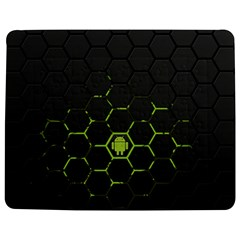 Green Android Honeycomb Gree Jigsaw Puzzle Photo Stand (rectangular) by BangZart