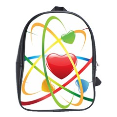Love School Bags (xl)  by BangZart