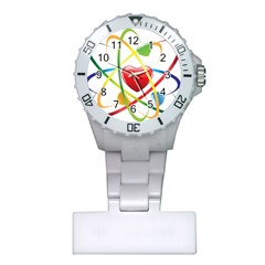 Love Plastic Nurses Watch