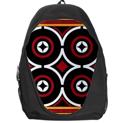 Toraja Pattern Ne limbongan Backpack Bag by BangZart