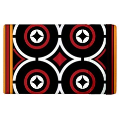 Toraja Pattern Ne limbongan Apple Ipad 2 Flip Case by BangZart