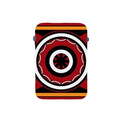 Toraja Pattern Pa barre Allo Apple Ipad Mini Protective Soft Cases by BangZart