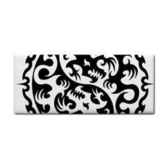 Ying Yang Tattoo Cosmetic Storage Cases