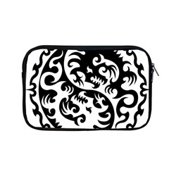 Ying Yang Tattoo Apple Macbook Pro 13  Zipper Case