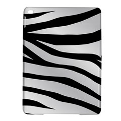 White Tiger Skin Ipad Air 2 Hardshell Cases