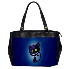 Funny Cute Cat Office Handbags