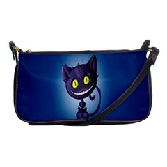 Funny Cute Cat Shoulder Clutch Bags by BangZart