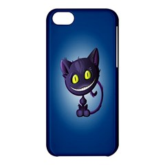 Funny Cute Cat Apple Iphone 5c Hardshell Case