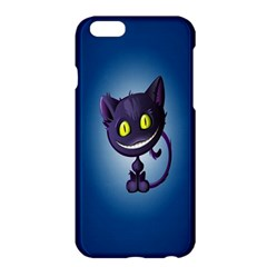 Funny Cute Cat Apple Iphone 6 Plus/6s Plus Hardshell Case by BangZart