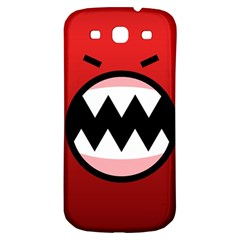 Funny Angry Samsung Galaxy S3 S Iii Classic Hardshell Back Case