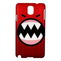 Funny Angry Samsung Galaxy Note 3 N9005 Hardshell Case by BangZart