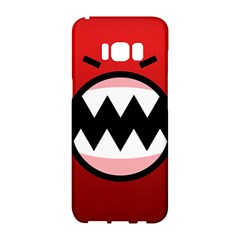 Funny Angry Samsung Galaxy S8 Hardshell Case  by BangZart