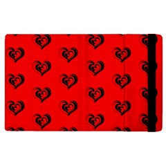 Lovely Hearts 17b Apple Ipad Pro 12 9   Flip Case by MoreColorsinLife