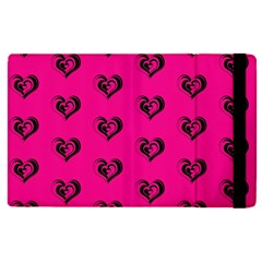 Lovely Hearts 17a Apple Ipad Pro 9 7   Flip Case by MoreColorsinLife