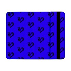Lovely Hearts 17d Samsung Galaxy Tab Pro 8 4  Flip Case by MoreColorsinLife