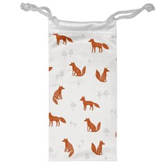 Fox Animal Wild Pattern Jewelry Bag