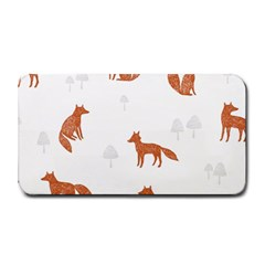 Fox Animal Wild Pattern Medium Bar Mats by BangZart
