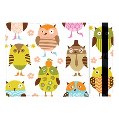 Cute Owls Pattern Apple Ipad Pro 10 5   Flip Case