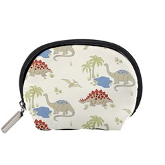 Dinosaur Art Pattern Accessory Pouches (small)