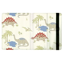 Dinosaur Art Pattern Apple Ipad Pro 12 9   Flip Case