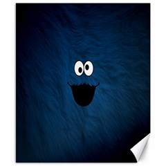 Funny Face Canvas 8  X 10  by BangZart