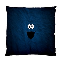 Funny Face Standard Cushion Case (one Side)