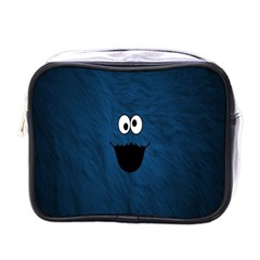 Funny Face Mini Toiletries Bags by BangZart