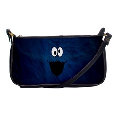 Funny Face Shoulder Clutch Bags by BangZart