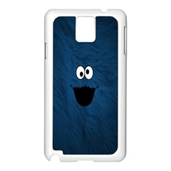 Funny Face Samsung Galaxy Note 3 N9005 Case (white)