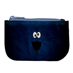 Funny Face Large Coin Purse