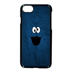 Funny Face Apple Iphone 7 Seamless Case (black)