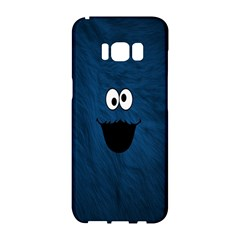 Funny Face Samsung Galaxy S8 Hardshell Case