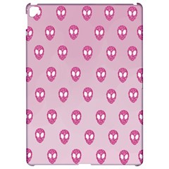 Alien Pattern Pink Apple Ipad Pro 12 9   Hardshell Case by BangZart