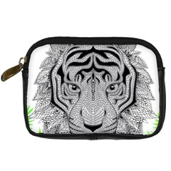 Tiger Head Digital Camera Cases