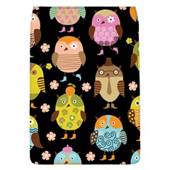 Cute Owls Pattern Flap Covers (l)  by BangZart
