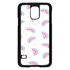 Watermelon Wallpapers  Creative Illustration And Patterns Samsung Galaxy S5 Case (black) by BangZart