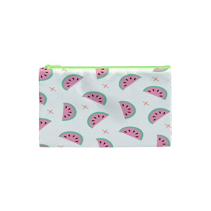 Watermelon Wallpapers  Creative Illustration And Patterns Cosmetic Bag (XS)